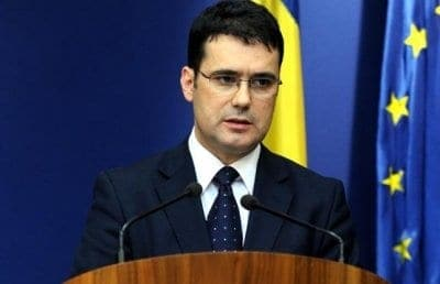 The Romanian Minister of Education visits London