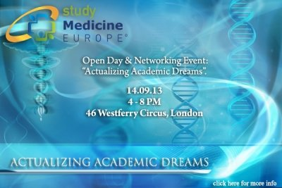 """Open Day and Networking Event: """"ACTUALIZING ACADEMIC DREAMS"""""""