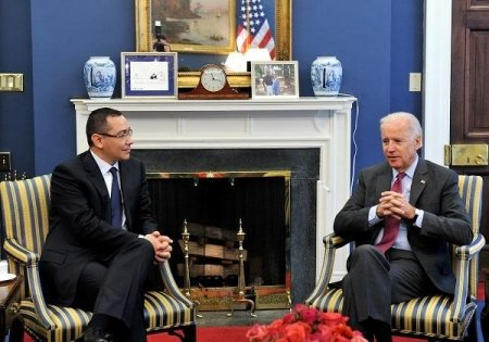 Romanian Prime Minister visits the USA for 3 days
