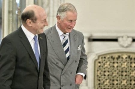 Prince Charles beseeches Romanians to preserve traditions