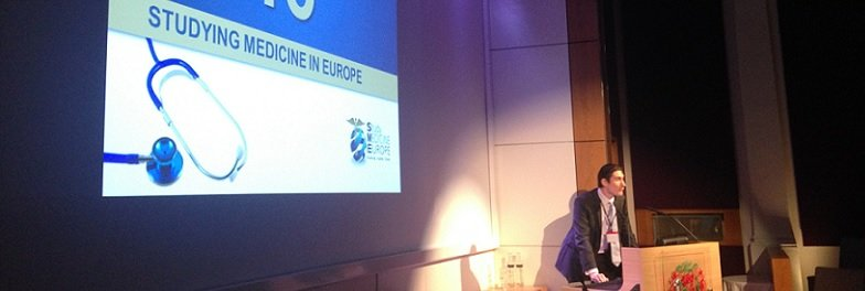 Royal Society of Medicine invites Study Medicine Europe