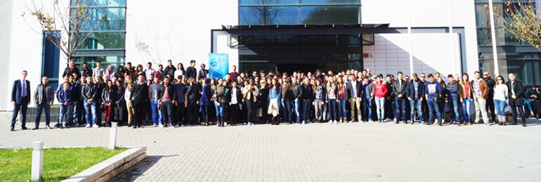 Successful networking event for SME students in Plovdiv