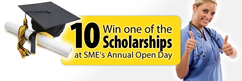 10 Scholarships waiting to be won at SME's Annual Open Day