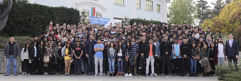 SME's Welcome Day for Sofia MU students successfully completed