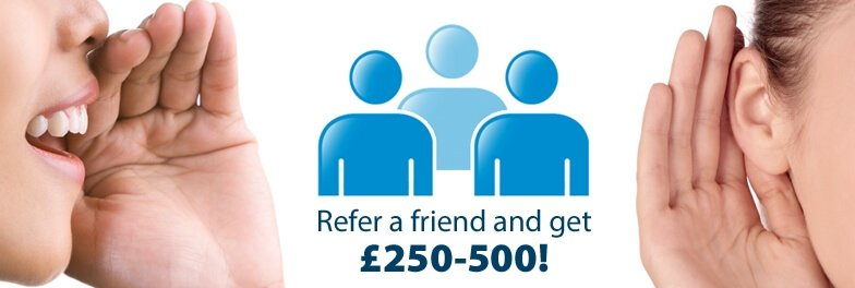 SME gives you the chance to Refer a friend and Get £250-500