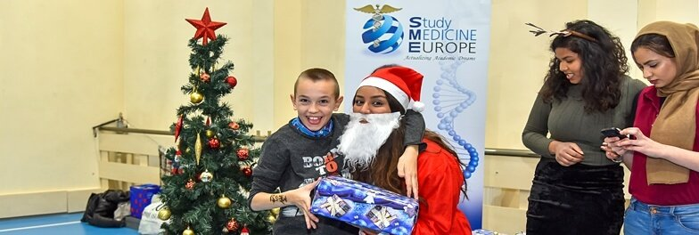 Christmas Charity Light Up sponsored by SME