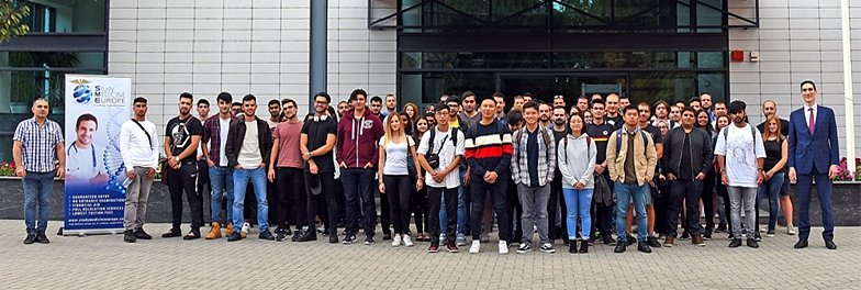 SME Students Successfully Relocate to Plovdiv MU