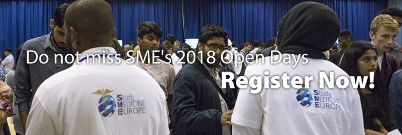Do not miss SME's 2018 Open Day Events