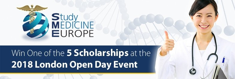 5 Scholarships to be awarded at the London Open Day