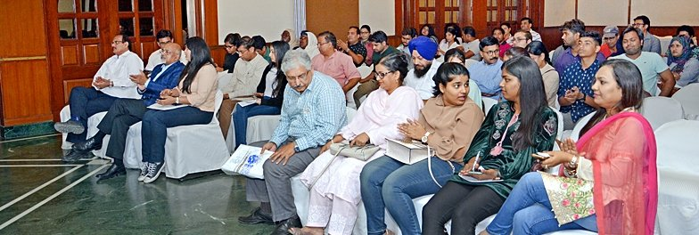 First Ever New Delhi Open Day Deemed Quite Successful