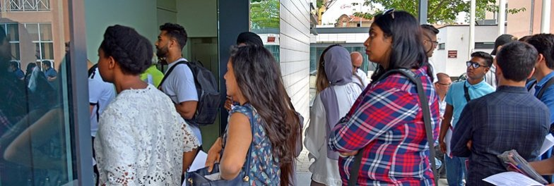 Plovdiv MU First Entrance Exam Completed