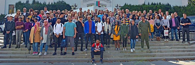 2018 Sofia MU Students Successfully Relocate