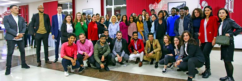 2018 Caucasus International University Relocation