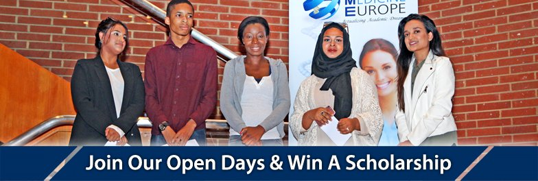 18 Scholarships Offered at the 2019 SME's Open Days