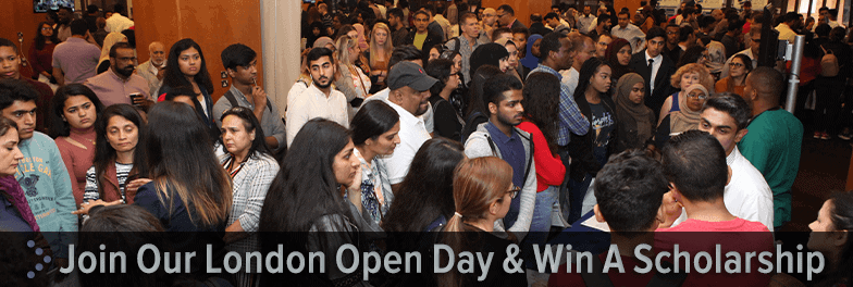 Last Two Scholarships offered at London Open Day