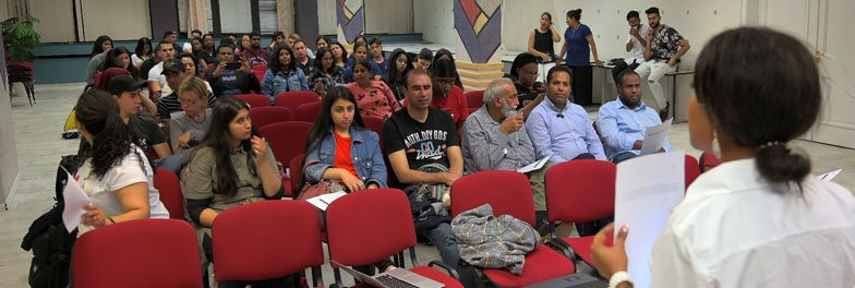Trakia University Students' Relocation