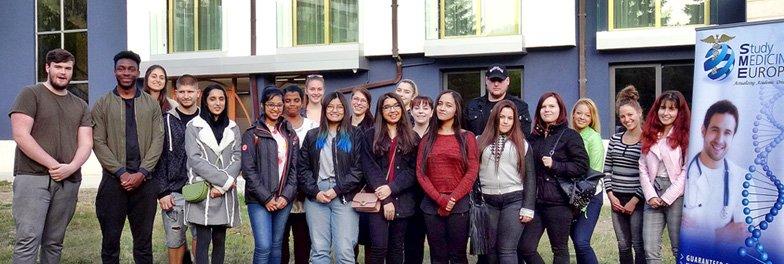 Students Ready to Study at Varna MU