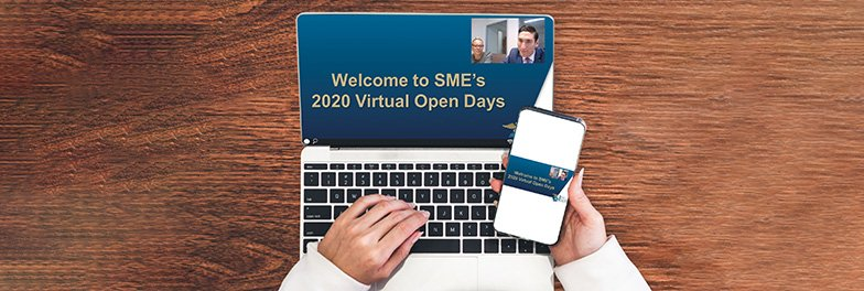 Virtual Open Days 2020 Approaching