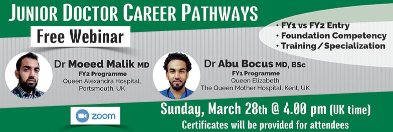 Junior Doctor Career Pathways