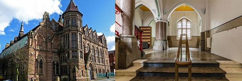 NVU Opens a UK Campus