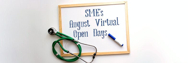 August Virtual Open Days Countdown