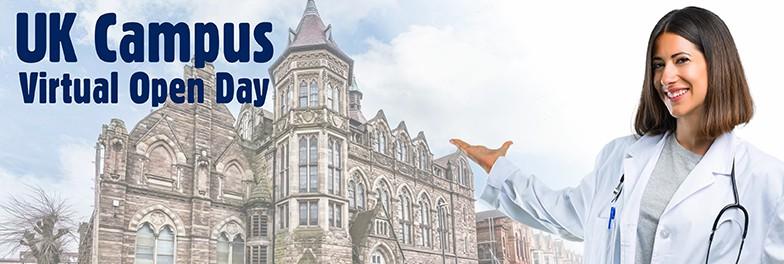 UK Campus Virtual Open Day Reminder