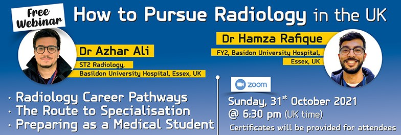 How to Pursue Radiology in the UK